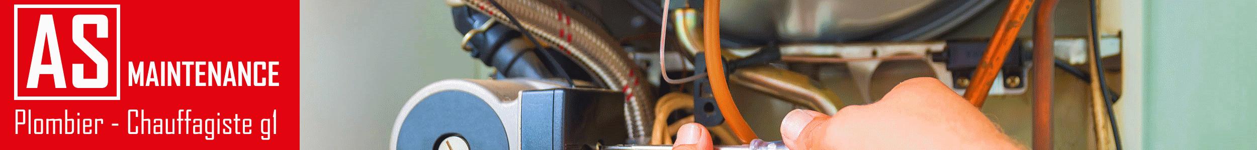 AS maintenance est votre chauffagiste agréé technicien chaudière g1 qui se déplace en urgence pour un dépannage, réparation, installation de chaudière et de chauffage central avec un Devis Gratuit.